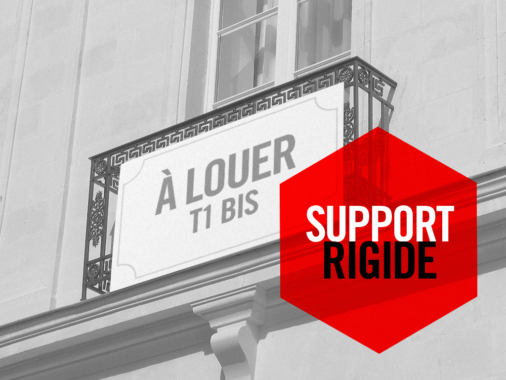 Supports rigides